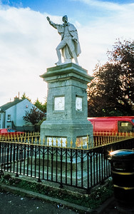 Father Michael Murphy Memorial, Arklow, County Wicklow, Eire - October 08, 2000