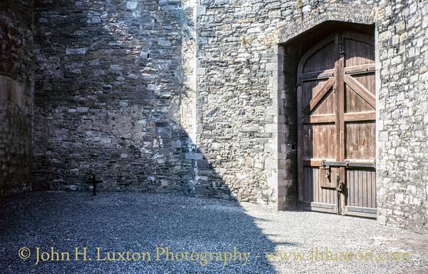 Kilmainham Gaol - Dublin - August 1995