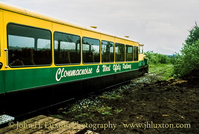 The Clonmacnoise and West Offaly Railway - June 03, 1999