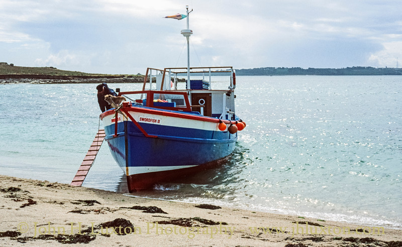 Tean, Isles of Scilly - August 24, 1996