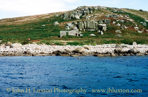 St Helen's, Isles of Scilly - August 24, 1996