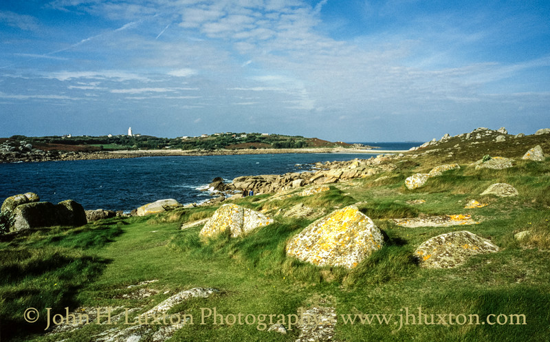 St Agnes, Isles of Scilly - October, 1995
