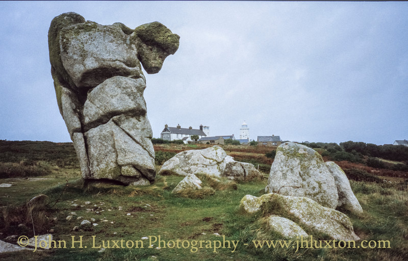 St Agnes, Isles of Scilly - October 24, 2001