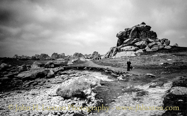 Granite Carn, Long Point, St Agnes, Isles of Scilly