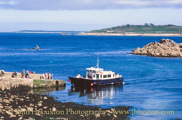 St Agnes, Isles of Scilly - August 23, 1995
