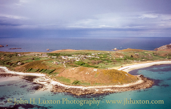 St Martin's, Isles of Scilly - April 13, 1993