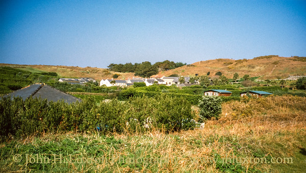 St Martin's, Isles of Scilly - March 28, 2002