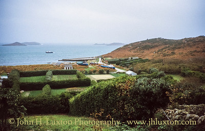 St Martin's, Isles of Scilly - October 25, 2001