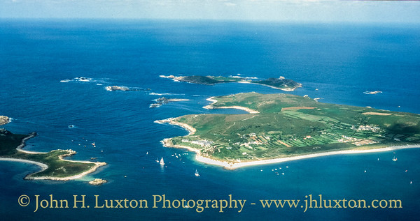 St Martin's, Isles of Scilly - August 23, 1995