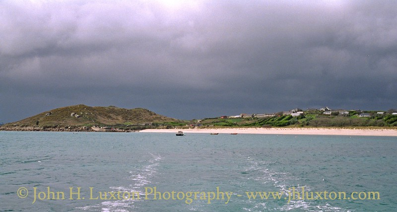 St Martin's, Isles of Scilly - April 1995