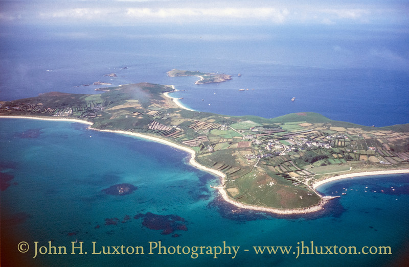 St Martin's, Isles of Scilly - August 1994