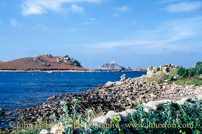St Martin's, Isles of Scilly - October 1993