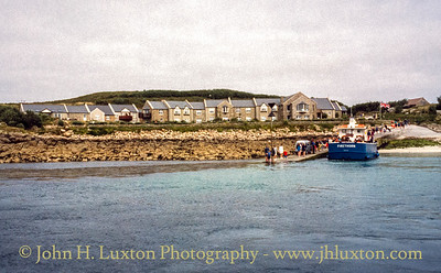 St Martin's, Isles of Scilly - August, 1998