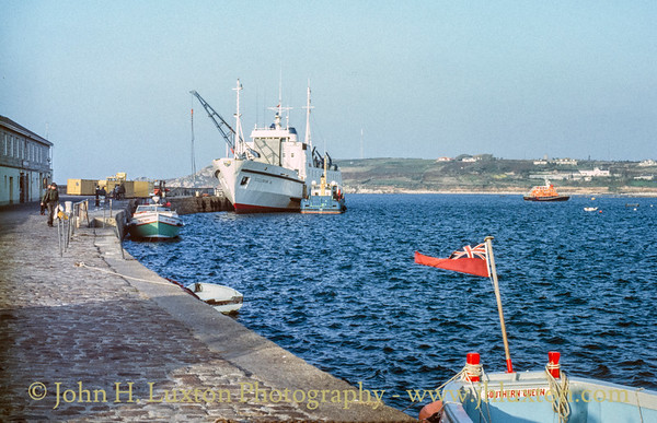 St Mary's, Isles of Scilly - October 1993