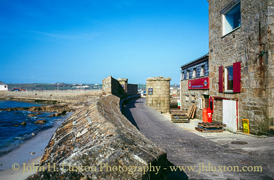 St Mary's, Isles of Scilly - April 12, 1995