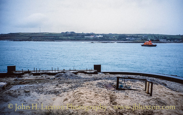 St Mary's, Isles of Scilly - April 05, 1994