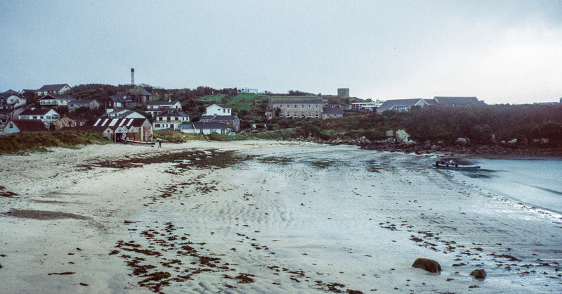 St Mary's, Isles of Scilly - April 1999