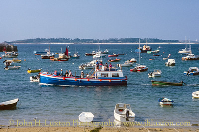 St Mary's, Isles of Scilly - August 27, 1993