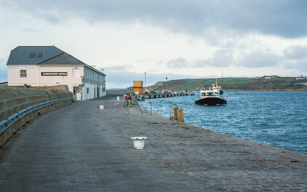St Mary's, Isles of Scilly - October 27, 1999