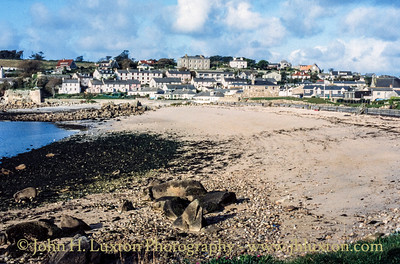 St Mary's, Isles of Scilly - October 26, 1992