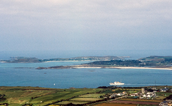St Mary's, Isles of Scilly - June 01, 2001