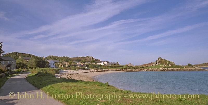 Tresco, Isles of Scilly - October, 1997