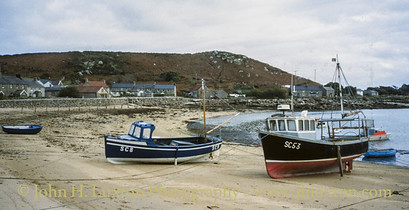 Tresco, Isles of Scilly - October 26, 1992