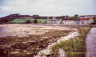 Tresco, Isles of Scilly - August 1994