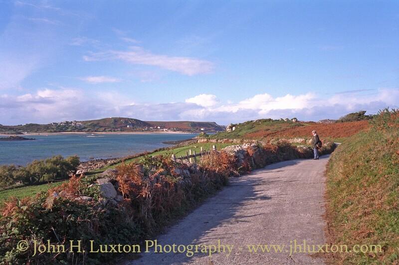 Tresco, Isles of Scilly - October, 1994