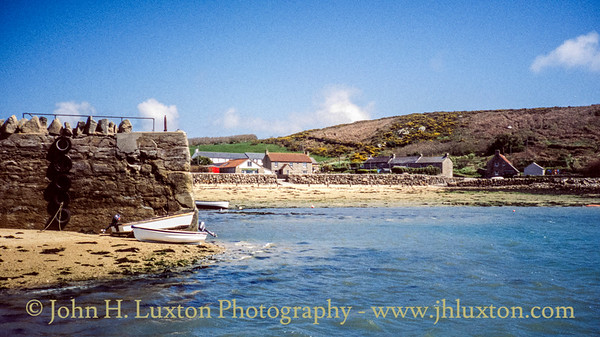 Tresco, Isles of Scilly - April 22, 2000