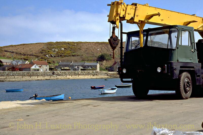 Tresco, Isles of Scilly - April 09, 1995
