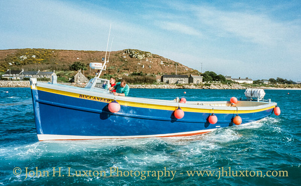 Tresco, Isles of Scilly - April 1999