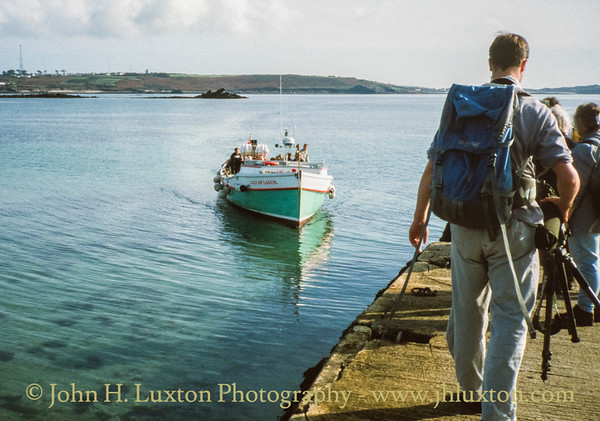 Tresco, Isles of Scilly - October 26, 1999