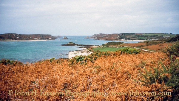 Tresco, Isles of Scilly - October 26, 2000