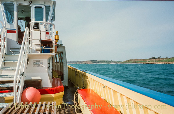 Tresco, Isles of Scilly - April, 1999