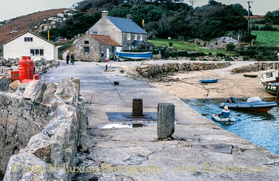 Tresco, Isles of Scilly - October 26, 1992