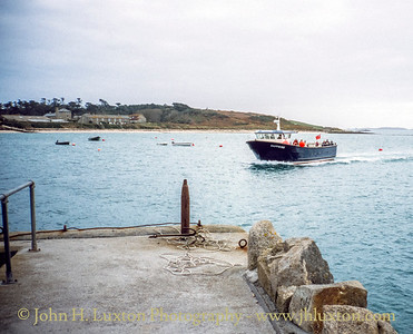 Tresco, Isles of Scilly - April 13, 2001