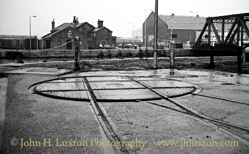 Birkenhead Docklands - February 1992