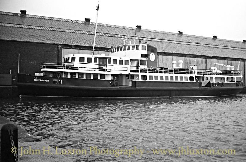 Birkenhead Docklands - February 1992