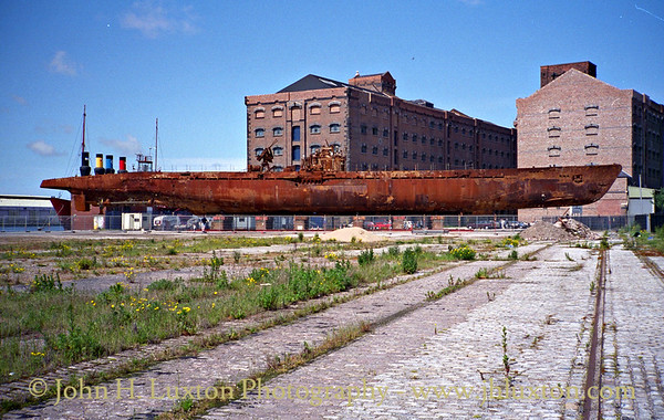 Birkenhead Historic Docklands 1996