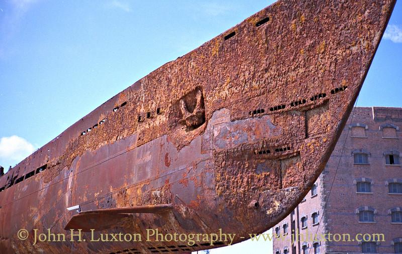 Birkenhead Historic Docklands 1996
