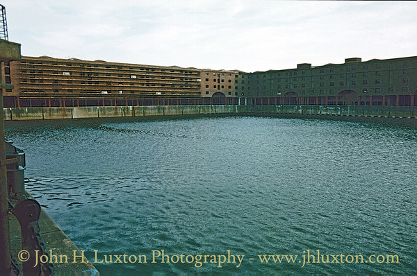 Albert Dock - July 14, 1984
