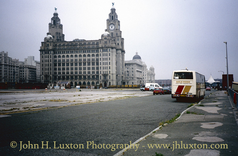 Prince's Parade, Liverpool. July 1994