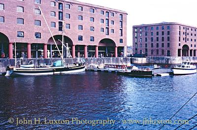 Albert Dock - March 22, 1987