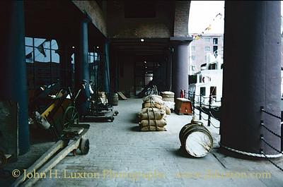 Merseyside Maritime Museum, July 14, 1984