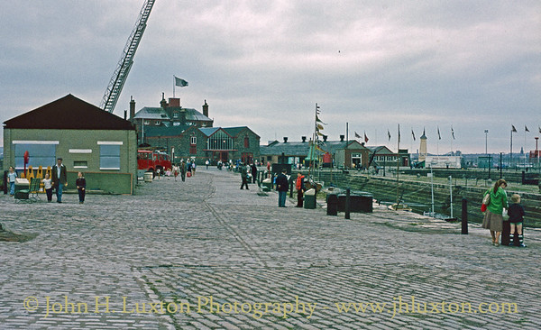 Canning Dock: Merseyside Maritime Museum  -  July 07, 1981