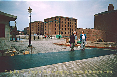 Canning Dock River Entrance - July 14, 1984
