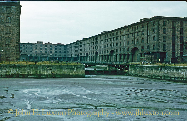 Canning Dock Half Tide Basin -  July 07, 1981