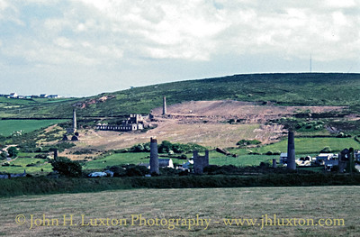Basset Mines, Cornwall - May 30, 1989