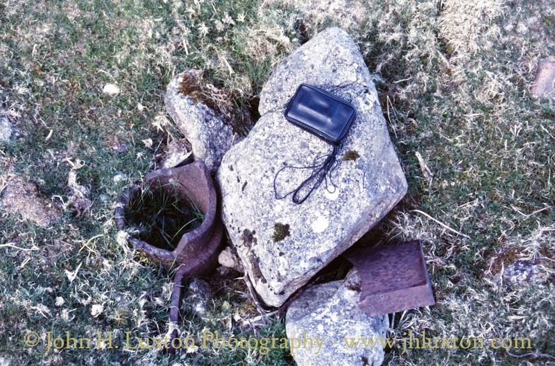Birch Tor and Vitifer Tin Mine, Dartmoor, Devon - April 14, 1988